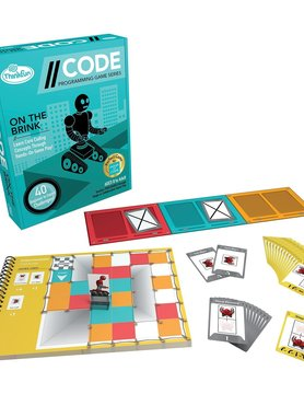 THINKFUN //CODE: ON THE BRINK