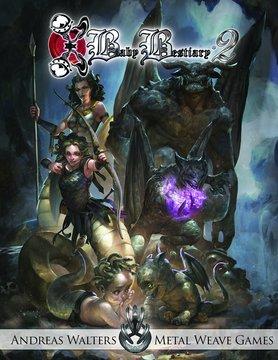 Metal Weave Games BABY BESTIARY HANDBOOK V2