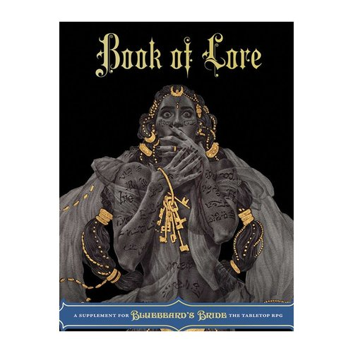 Magpie Games BLUEBEARD'S BRIDE: BOOK OF LORE