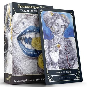 Magpie Games BLUEBEARD'S BRIDE: TAROT OF SERVANTS