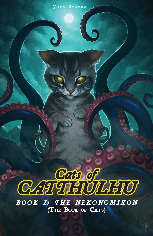 Catthulhu CATS OF CATTHULHU: BOOK I - NEKONOMIKON