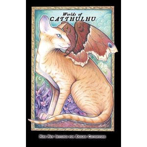 Catthulhu CATS OF CATTHULHU: BOOK III - WORLDS OF CATTHULHU