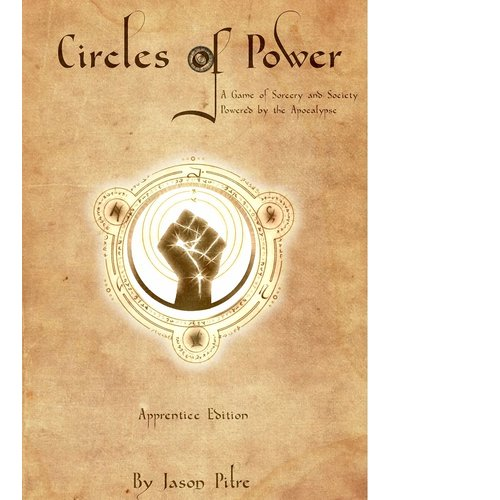 Genesis of Legend Publishing CIRCLES OF POWER - APPRENTICE EDITION