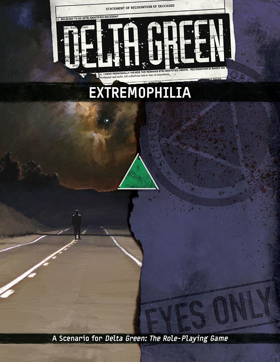Arc Dream Publishing DELTA GREEN: EXTREMOPHILIA