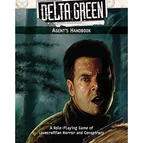 Arc Dream Publishing DELTA GREEN: AGENT'S HANDBOOK