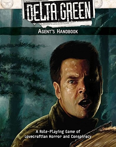 Arc Dream Publishing DELTA GREEN: AGENT'S HANDBOOK
