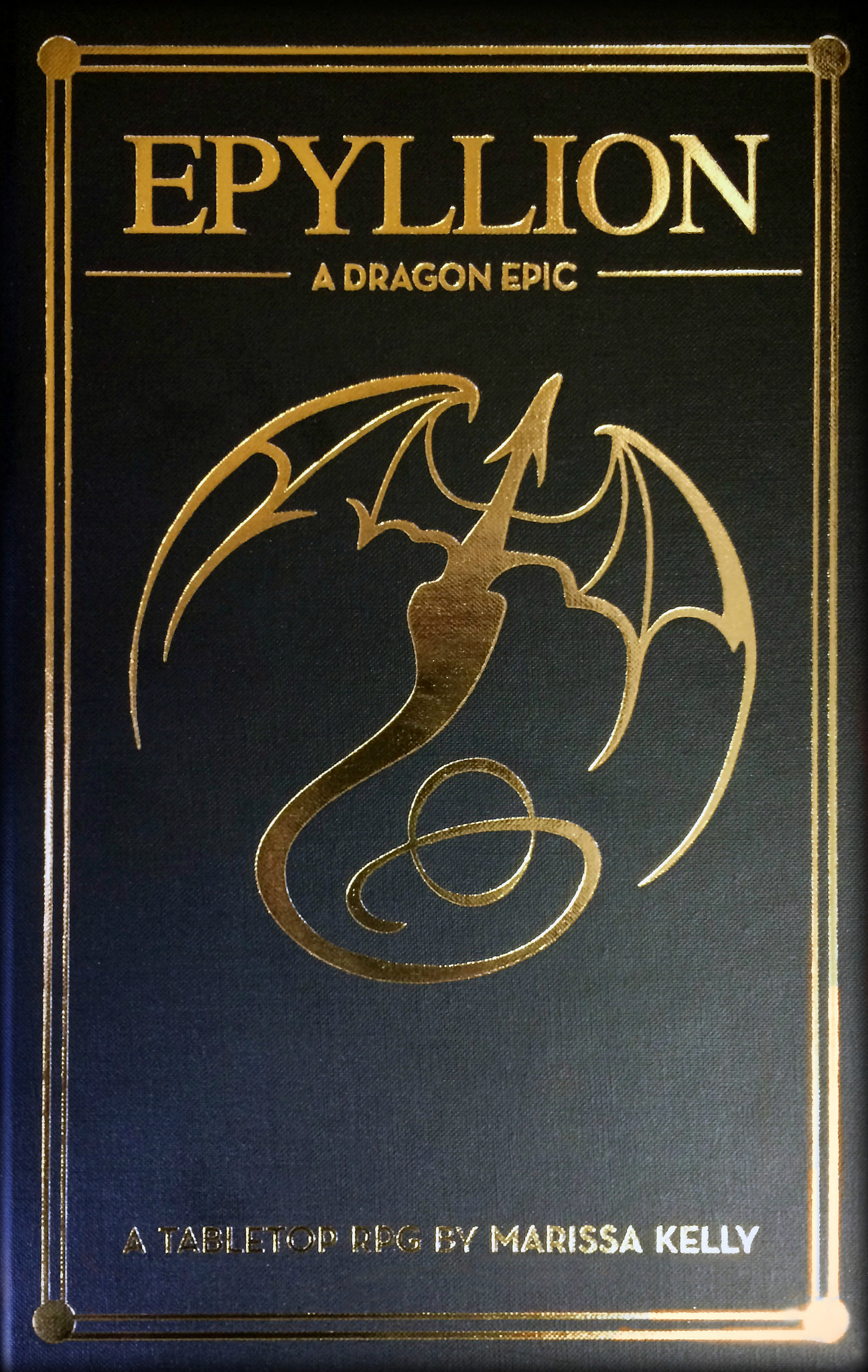 Magpie Games EPYLLION: A DRAGON EPIC