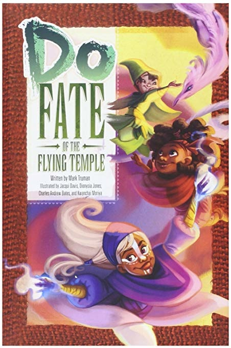 Evil Hat Productions FATE CORE: FATE OF THE FLYING TEMPLE