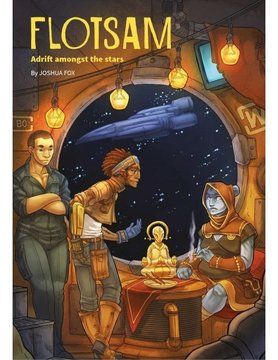 Black Armada FLOTSAM: ADRIFT AMONST THE STARS