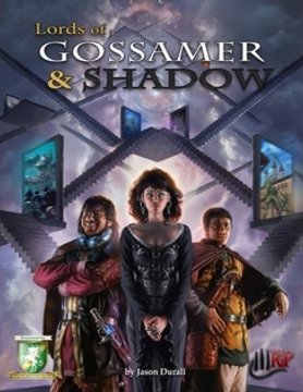 Rite Publishing LORDS OF GOSSAMER & SHADOW