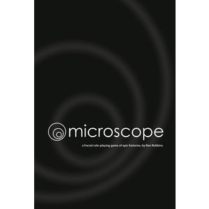 Lame Mage Productions MICROSCOPE