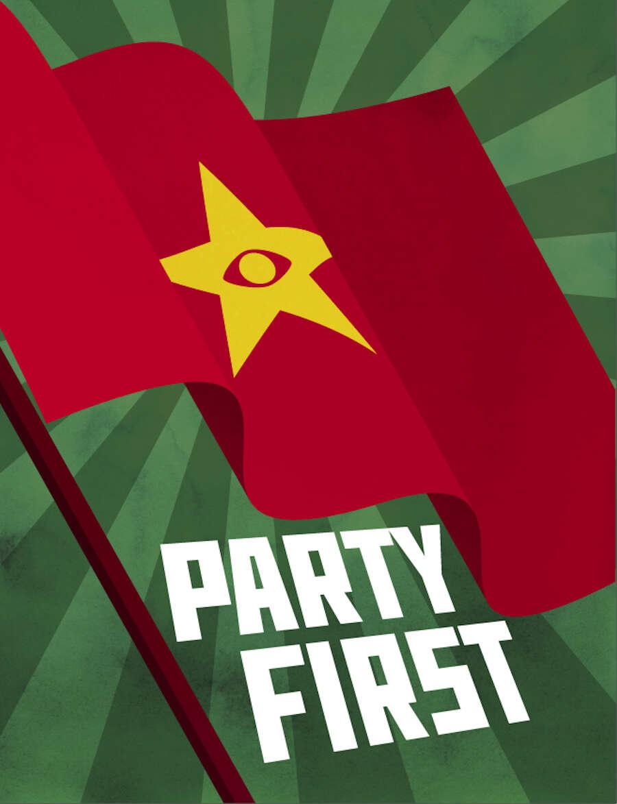 Gamenomicon PARTY FIRST