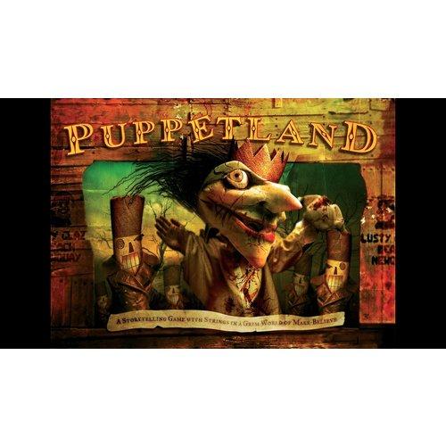 Arc Dream Publishing PUPPETLAND