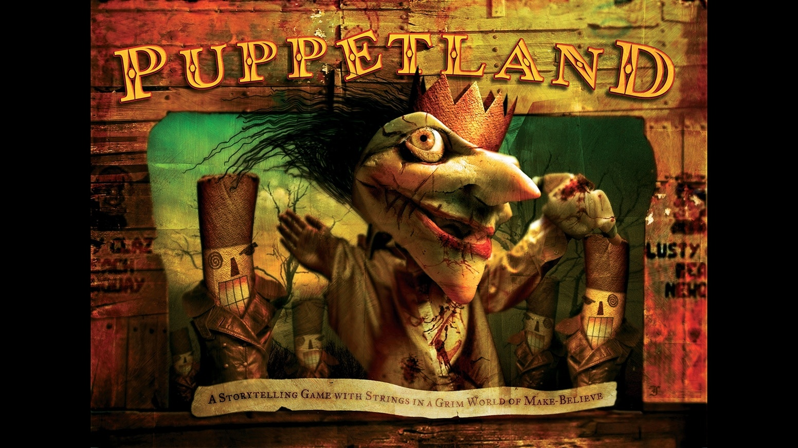 Arc Dream Publishing PUPPETLAND