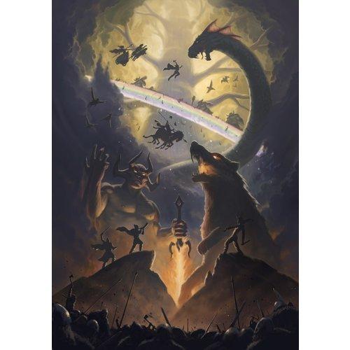 Kickstarter SAGAS OF MIGARD RPG