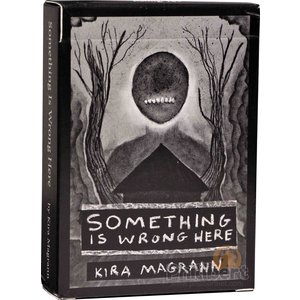Kira Magrann SOMETHING IS WRONG HERE