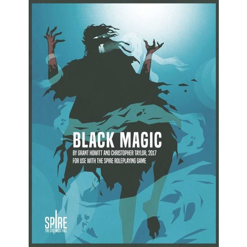 Rowan Rook and Decard SPIRE: BLACK MAGIC