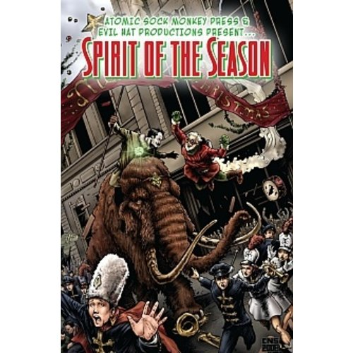 Evil Hat Productions SPIRIT o/t SEASON