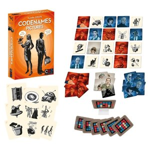 Czech Games Editions INC CODENAMES PICTURES