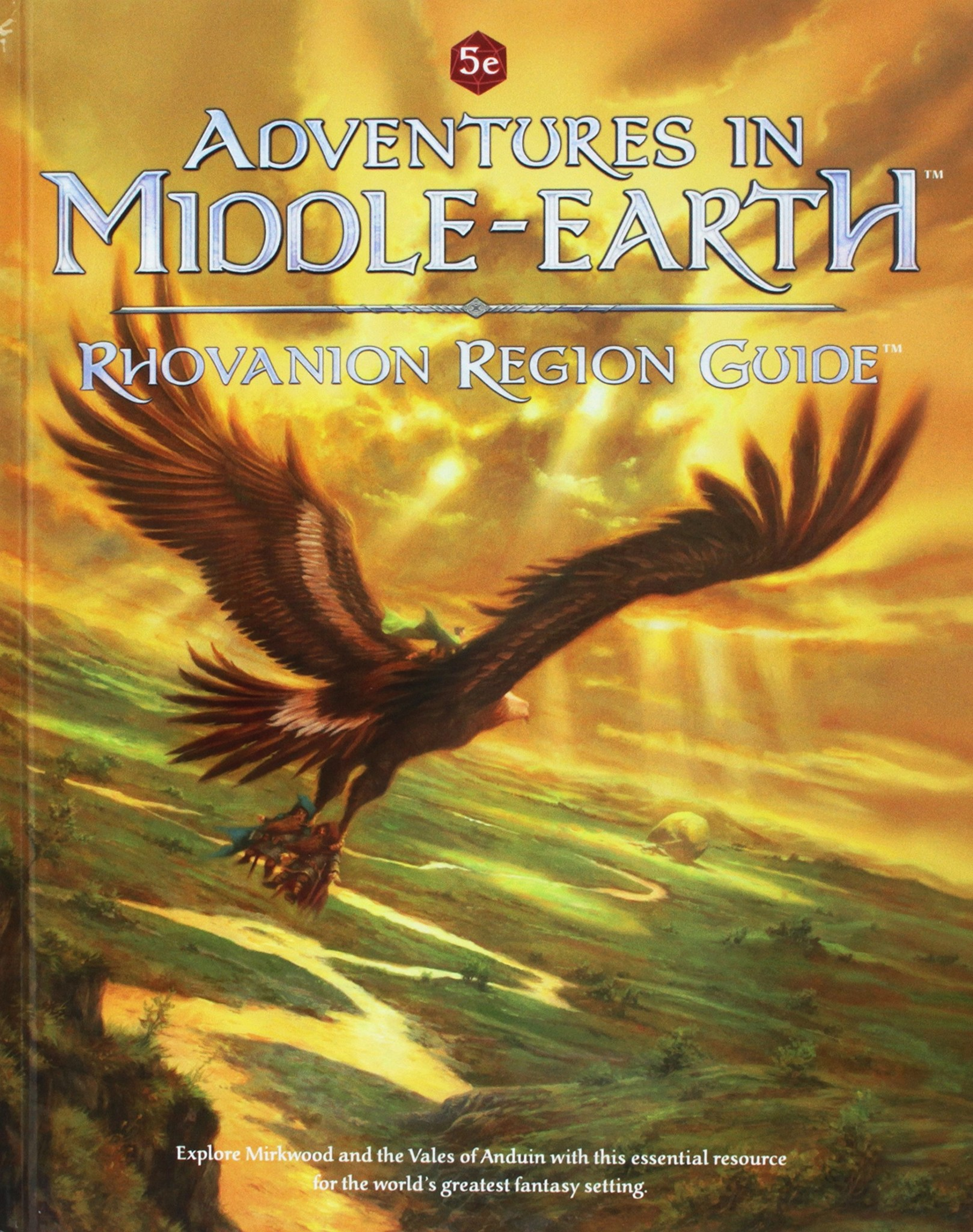 Cubicle 7 5E: MIDDLE EARTH RHOVANION REG