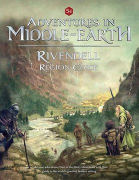 Cubicle 7 5E: MIDDLE EARTH RIVENDELL REG