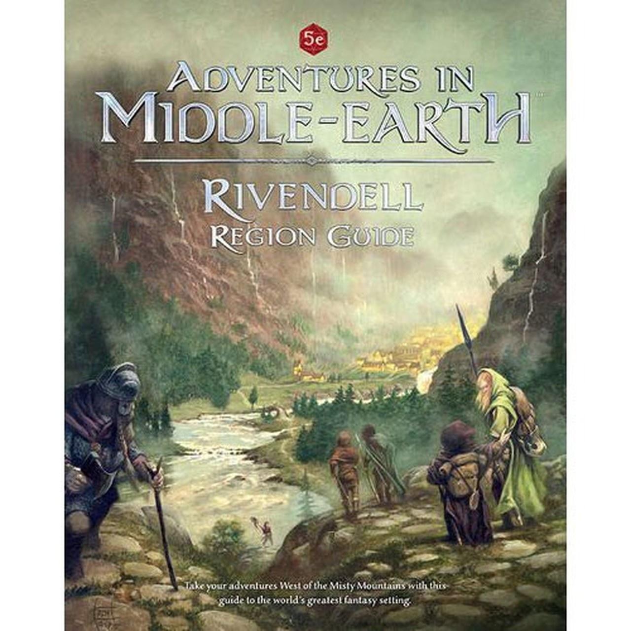 Cubicle 7 5E: MIDDLE EARTH RIVENDELL REG