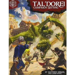 Green Ronin Publishing D&D 5E: CRITICAL ROLE: TAL'DOREI CAMPAIGN SETTING