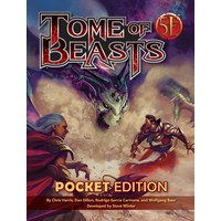 D&D 5E: TOME OF BEASTS POCKET EDITION