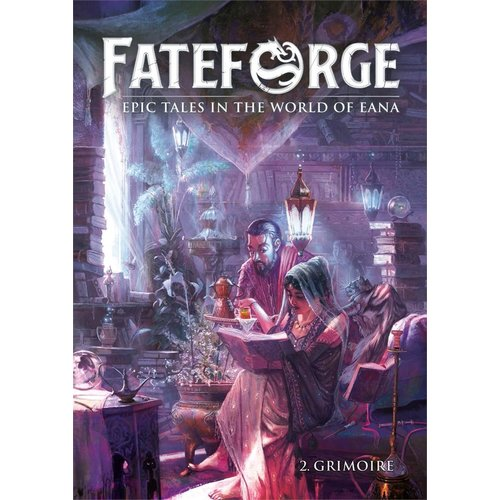 Agate Editions FATEFORGE: GRIMOIRE