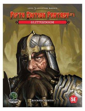 Goodman Games FIFTH EDITION FANTASY: #1 GLITTERDOOM