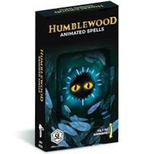 Hit Point Press HUMBLEWOOD: ANIMATED SPELLS
