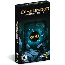 Hit Point Press HUMBLEWOOD: ANIMATED SPELLS