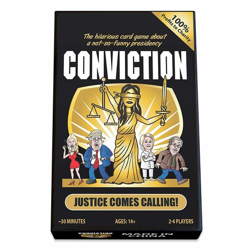 ADVENTURE GAME/ CONVICTION