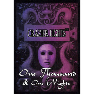 ADVENTURE GAME/ CRAZIER EIGHTS: 1001 NIGHTS