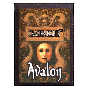 ADVENTURE GAME/ CRAZIER EIGHTS: AVALON