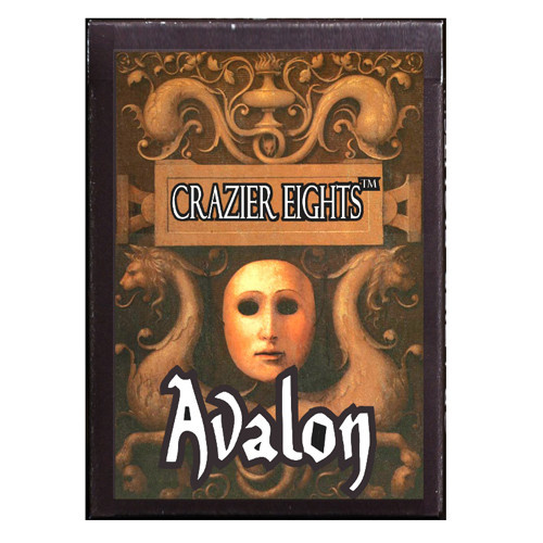 ADVENTURE GAME/ CRAZIER EIGHTS: AVALON