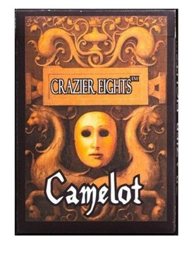 ADVENTURE GAME/ CRAZIER EIGHTS: CAMELOT