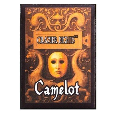ADVENTURE GAME/ CRAZIER EIGHTS: CAMELOT