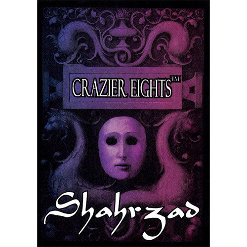 ADVENTURE GAME/ CRAZIER EIGHTS: SHAHRZAD