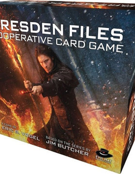 Evil Hat Productions DRESDEN FILES CARD GAME