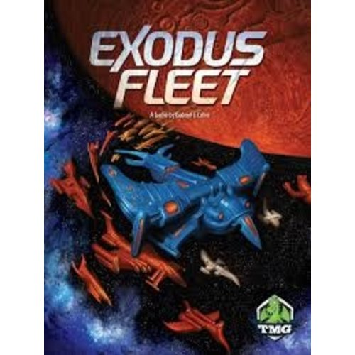 ADVENTURE GAME/ EXODUS FLEET