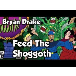 ADVENTURE GAME/ FEED THE SHOGGOTH