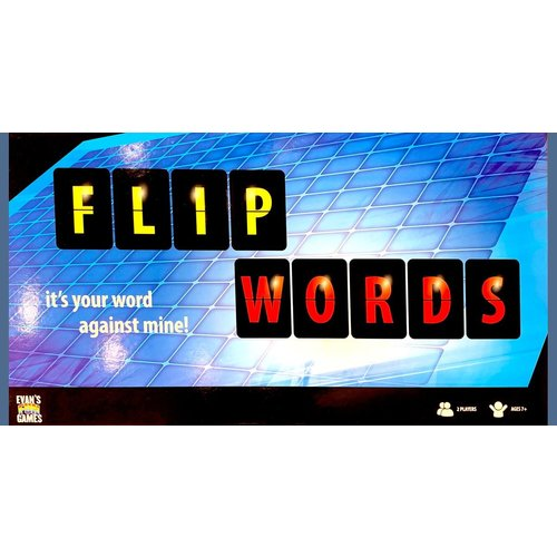 Evan's Fun Games FLIPWORDS