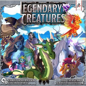 Pencil First Games LEGENDARY CREATURES