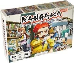 ADVENTURE GAME/ MANGAKA