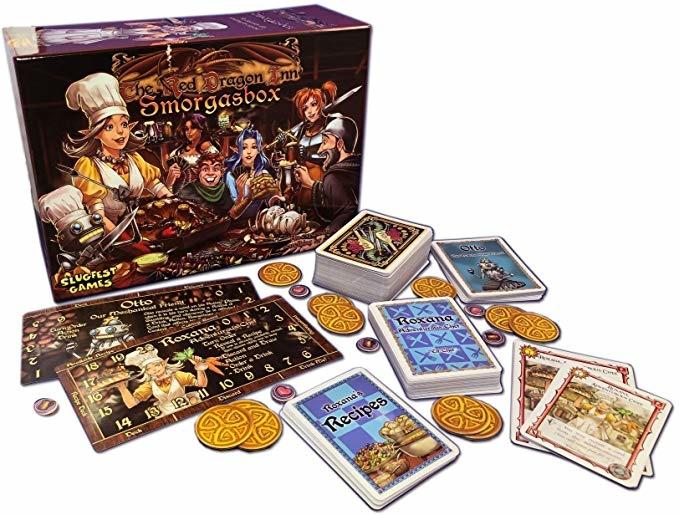 Slugfest Games RED DRAGON INN: SMORGASHBOX