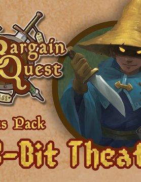 Renegade Games Studios BARGAIN QUEST: 8BIT THEATER