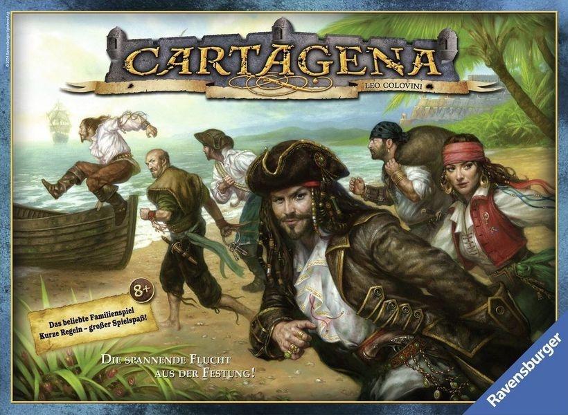 Rio Grande Games CARTAGENA