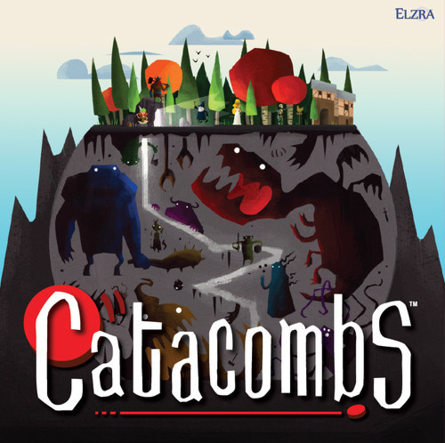 Elzra CATACOMBS 3RD ED
