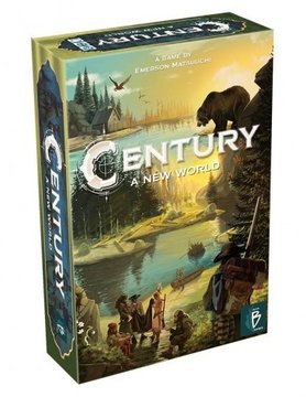 Plan B Games CENTURY A NEW WORLD